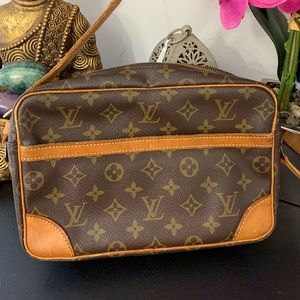 Preloved Louis Vuitton Trocadero